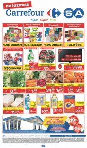 Carrefour 10-14 Şubat 2018 kampanya kataloğu