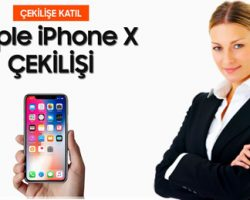 Chippin Apple iPhone X Çekilişi
