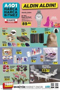 10 Mayıs a101 market katalog
