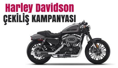 Harley Davidson çekilişi 2018