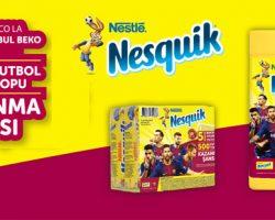 Nestlé Türkiye çekiliş kampanyası 2018