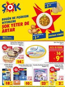Şok market 25 Nisan 2018 katalog