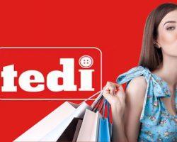 TEDİ aktüel ürünlerde 18 Nisan 1 Mayıs 2018