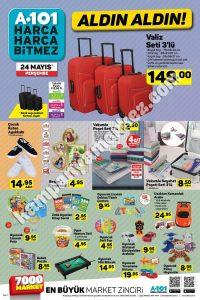 A101 24 mayıs kataloglar