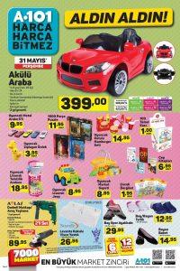 31 Mayıs A101 katalog
