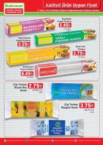Hakmar kampanyalı ürünler