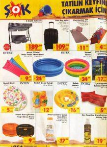 Şok market 6 Haziran 2018 Katalog