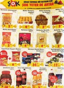 Şok market Katalog 6 Haziran 2018
