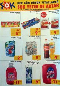 4 Temmuz Şok aktüel ürünler kataloğu