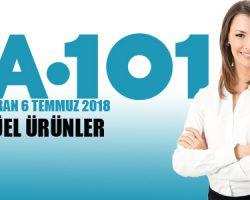 A101 30 Haziran – 06 Temmuz 2018 Aktüel Ürünler