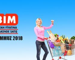 20 Temmuz 2018 Bim indirimli ürünler