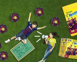 2018 Nesquik Barcelona futbol topu çekiliş sonuçları
