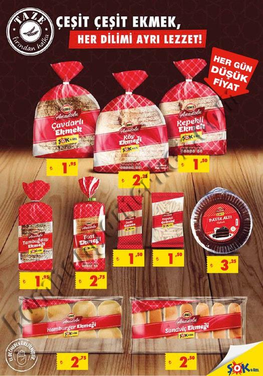 Şok Market 29 Ağustos 5 Eylül aktüel Ürün Kataloğu