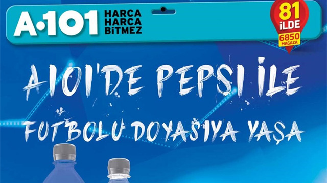 A101 Pepsi 2019 UEFA Şampiyonlar Ligi Maçı