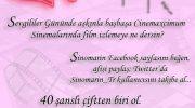 Sinomarin Sevgililer Günü Kampanyası