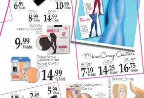 Carrefour Kadınlara Özel Kampanyalı Ürünler