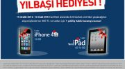 iPhone ve iPad hediye