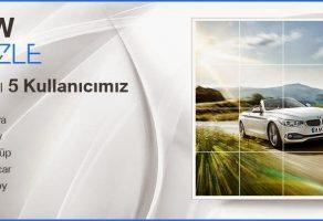 BMW Puzzle, Usb Bellek Kampanyası Sonucu