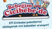 Cicibebe – Bebeğim Cicibebe'de Kampanyası