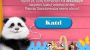 Gelsin Arkadaşlar, Erimesin Dondurmalar! (Panda)