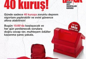 Dask, Günde 40 Kuruş Kampanyası