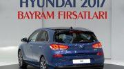 Hyundai araçlarda Kurban Bayramı özel kampanyalı fiyatlarını kaçırmayın