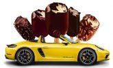 Magnum Porsche Cayman Çekilişine Katıl
