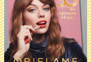 Oriflame Kasım ayı kampanyalı ürünler kataloğu