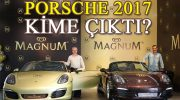 Magnum 2017 çekilişinde Porsche otomobiller kimlere çıktı?