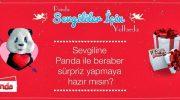 Panda'dan Sevgililer Günü Kampanyası
