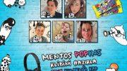 Mentos POPINS Facebook kampanyası