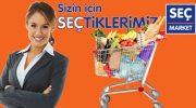Seç Market 27 Ağustos – 4 Eylül aktüel ürünler