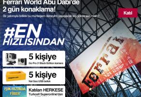 Turkcell Superonline'dan '#EnHızlısından' Kampanyası