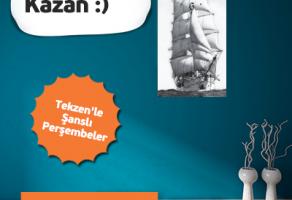 Tekzen – Retweetle Kazan !
