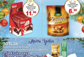 Tespo aktüel ürünler kataloğu – Aralık 2017