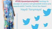 Tozlu Giyim Twitter Kampanyası