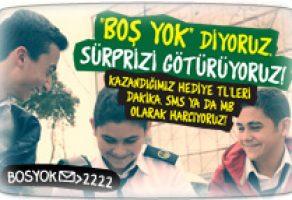 Turkcell'den Yeni, Ücretsiz Kampanya