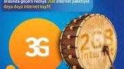 Turkcell'den Sahur İnternet Kampanyası