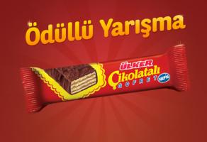 Ülker'den 20 Kişi Çikolatalı Gofret Kazanıyor!