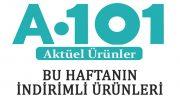 A101 27 Temmuz 2017 Aktüel Ürünler Kataloğu yayınlandı