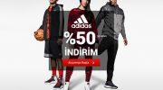 FLO'da Adidas spor ayakkabılarında yüzde 50 indirim