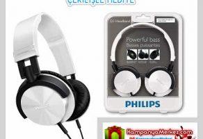 Philips Kulaklık Çekilişi