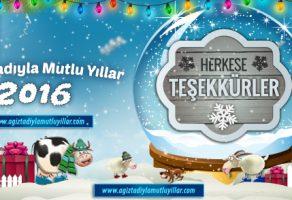 Sütaş'tan Ağız Tadıyla Mutlu Yıllar yarışması