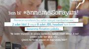 Alcatel'den Anneler Günü Kampanyası ile 10 Kişiye Hediye