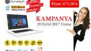 BİM mağazalarında bu cuma 675 Liraya laptop sahibi olun