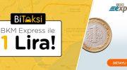Ziraat Bankası'ndan Taksi Kampanyası