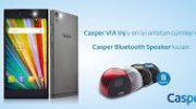 Casper, Bluetooth Speaker Hediye Ediyor