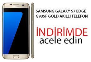 Cep telefonu kampanyaları Teknosa –  Samsung Galaxy S7