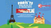 Saray Çikilop Paris Seyahati Kazanma Şansı