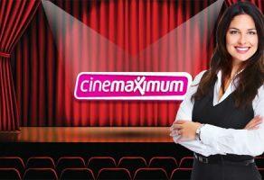 Cinemaximum'da 2. sinema bileti hediye